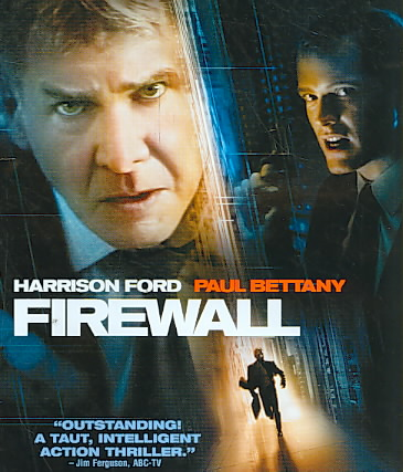 FIREWALL BY FORD,HARRISON (Blu-Ray)
