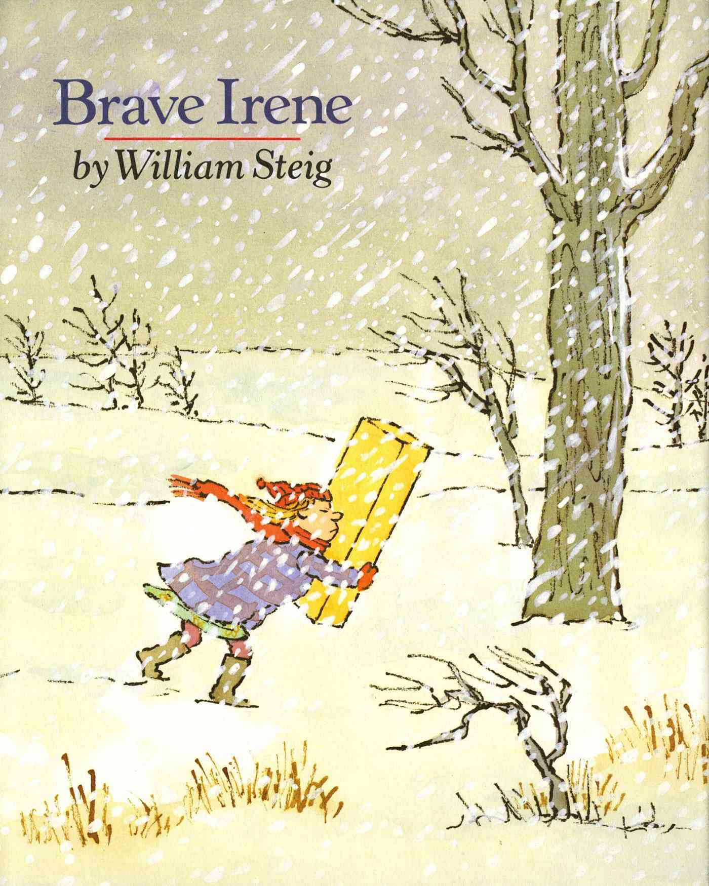 Brave Irene By Steig, William